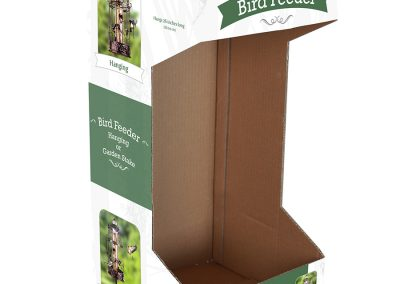 Exhart Bird Feeder Packaging